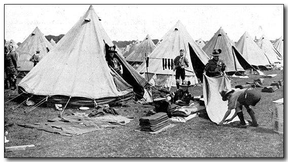1920-wj1-striking-camp.jpg (57544 bytes)